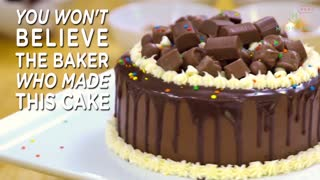 Amazing Cakes Made By A Teenager Who Loves To Bake - Video