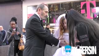 Social experiment: 65 year old man marries 12 year old girl - Video