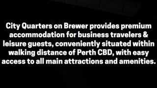 cheap accommodation perth - Video