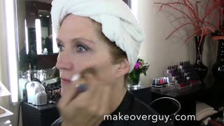 MAKEOVER: I Never Dreamt that I Could Look This Beautiful, by Christopher Hopkins, The Makeover Guy®