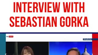 Liberal Journalist instantly regrets interview with Sebastian Gorka