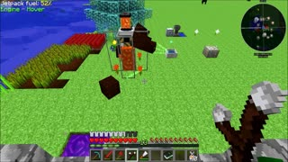 FTB Infinity S2 Ep4 Ring of Magnetization!! - Video