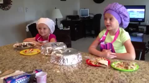 Kid Chefs Get Critiqued On...WHAT?!