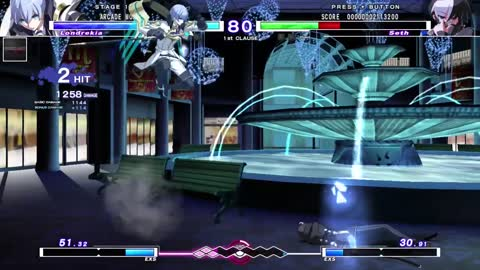 UNDER NIGHT IN-BIRTH Exe_Late[cl-r] - Londrekia Trailer
