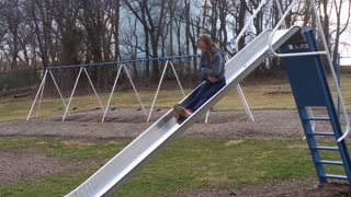 A new way to slide - Video
