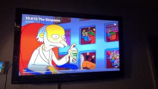"""""""Freemasons Run the Country"""" The Simpsons"""