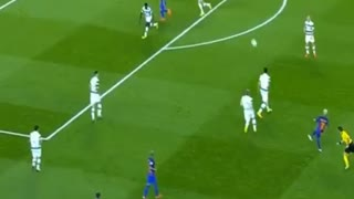 Barcelona 6 - 0 Celtic. Goal Suarez - Video