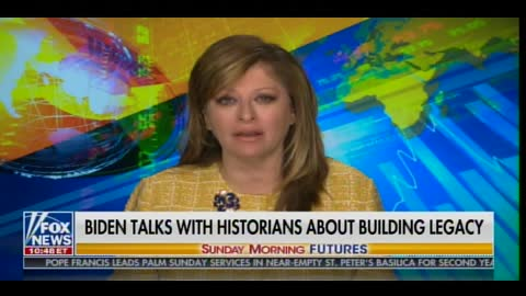"Maria Bartiromo: I Know Biden's ""On the Phone All the Time with Obama and I'm Hearing He's Running Things"""