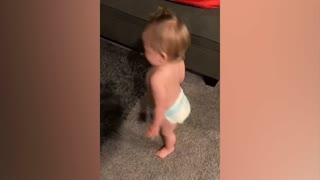 Compilation Funniest Babies Number One