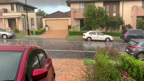 Wild Weather in New South Wales