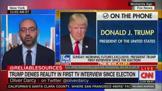 CNN compares Maria Bartiromo to Alex Jones after 'delusional' interview with President Donald Trump