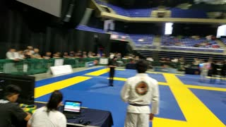 Niko Austin BJJ Tournament