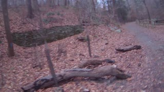 Old water spring and Lost goldmine in Fairmount Park