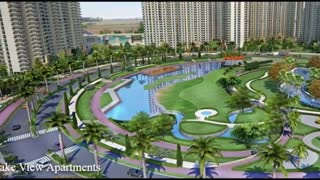 Gaur Yamuna City Flats Apartments - Video