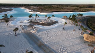 The First Crystal Lagoon in the USA - Video