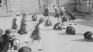 Vintage Gym Class - Video