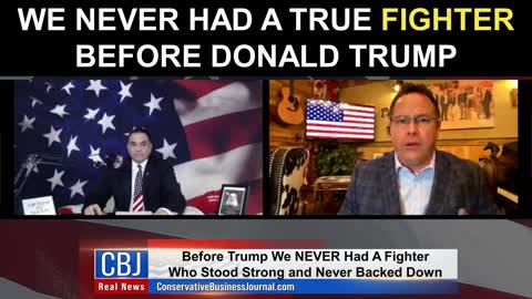 We Never Had A True Fighter Before President Trump!