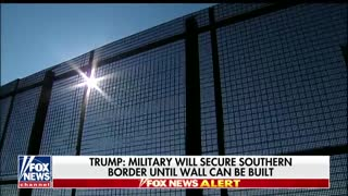 Trump Sends National Guard To The Border To Protect Nation - Video