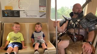 First Train Ride Will be Memorable