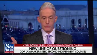 Fox News: Top Republicans Call for Second Special Counsel to Investigate Obama FBI Abuse - Video
