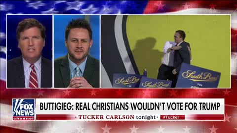 Buttigieg's brother-in-law: He is the one pushing agendas that go against scripture