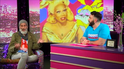 Mathu Andersen: The Look Goes As Follows on Hey Qween with Jonny McGovern [UNCUT]