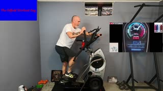 Bowflex Max Trainer Split Session Workout 15 Minute Pace 15 Minute Stair Climb