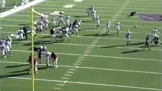 Team Performs A Miracle Lateral Play - Video