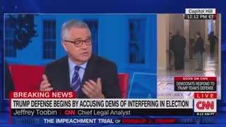 CNN's Toobin: 'White House and white people.""