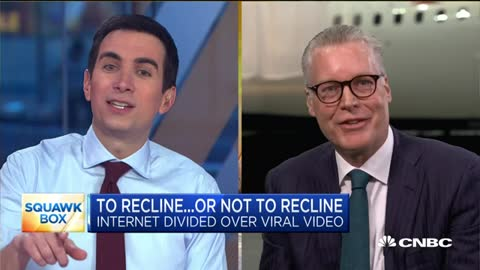 Delta CEO Ed Bastian weighs in on #ReclineGate