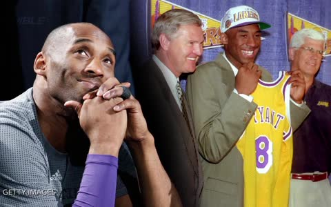 Kobe Bryant Warns of Mixing Money & Family In Letter to His 17-year-old Self
