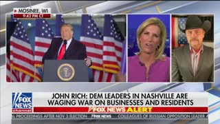 John Rich talks with Laura Ingraham