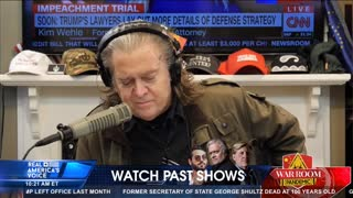 Bannon: Extraordinary arrogance out of Liz Cheney, will be made into 30-second spots