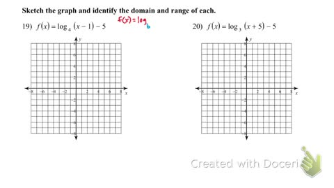 Intro to Logarithms