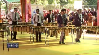 Hillcrest College - Marimba Challenge Cup Winner - Video