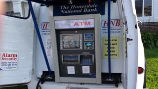 Coolest ATM you've ever seen!!!  - Video