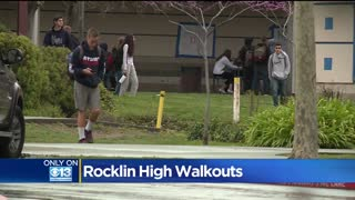 California high school students planning abortion protest - Video