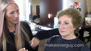 MAKEOVER: Turning 75, by Christopher Hopkins, The Makeover Guy®