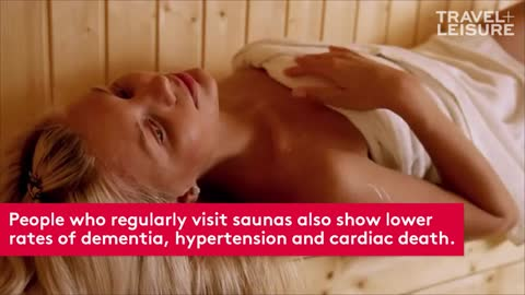 Here's What Your Body Is Missing Out on by Not Visiting Saunas