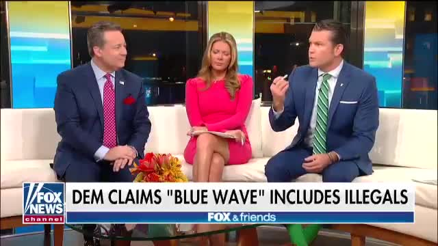 Michael Berry - Blue wave will include undocumented immigrants- Gubernatorial nominee