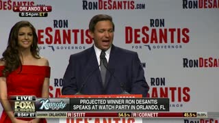 Ron DeSantis Gives Shoutouts To Hannity, Mark Levin After Primary Victory