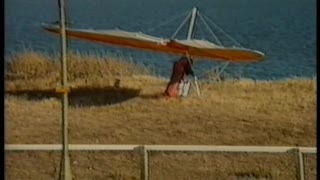 Hang Glider Takes Off, Immediately Crashes Into Onlookers