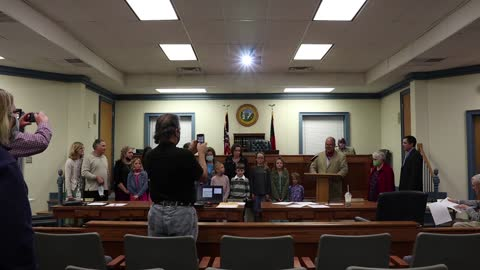 Mar 1, 2021 6pm - Pasquotank County Commissioners Meeting - FULL