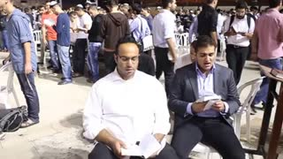 cultures from around the world - Jews pray at the Western Wall Selichot prayers - Episode 13 - Video