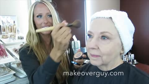MAKEOVER: Unlike Me to do Anything Like This, by Christopher Hopkins, The Makeover Guy®