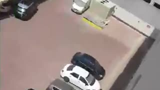 Dammam Vehicular Accident - Video