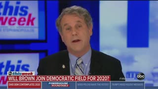 Ohio Dem. is 'seriously considering' running for president n 2020