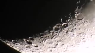 Awesome Moon Video  - Video