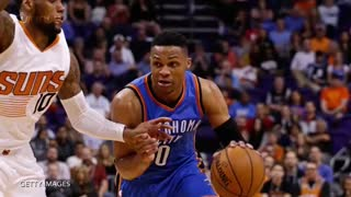 Russell Westbrook Called Savage Sixers Fan Fat - Video