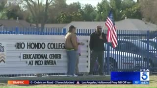 Student Who Recorded Teacher's Anti-Military Rant Wants to Join Marines Like His Father - Video